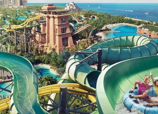 Hot summer? Cool down at the best water parks in the world