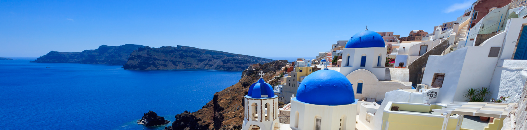Travel Packages: Greece