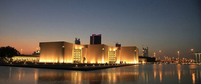 Learn about the Bahraini history: Bahrain National Museum