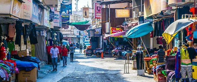 تجول في عبق الحضارة: سوق المنامة