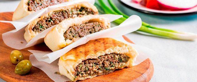Food adventure - Arab countries