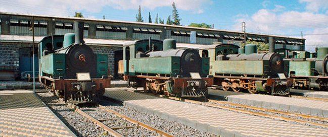 Visit Hejaz Railway Station
