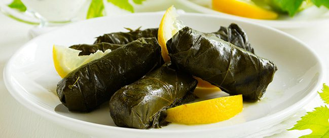 اكلات عالمية - اليونان