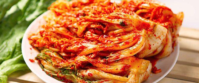 اكلات عالمية - كوريا