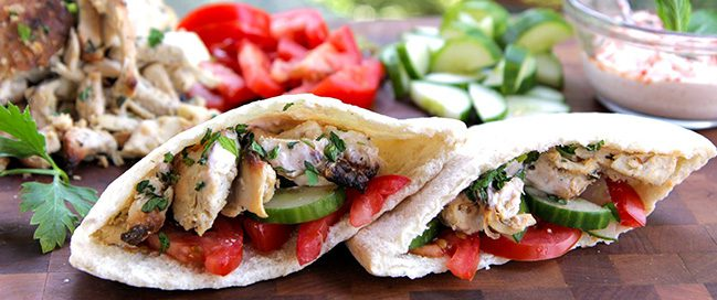 اكلات عالمية - تركيا