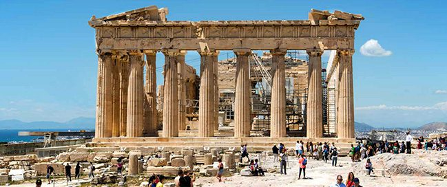 Things to do in Athens - Acropolis