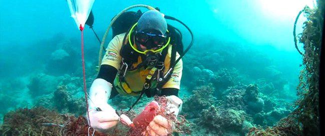 Scuba dive in Kubbar Island