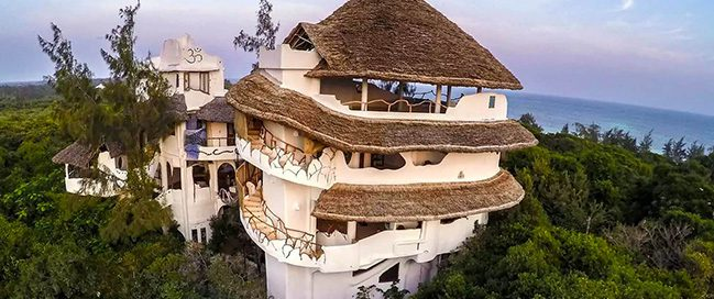 Discover Wildlife - Watamo tree house - watamo