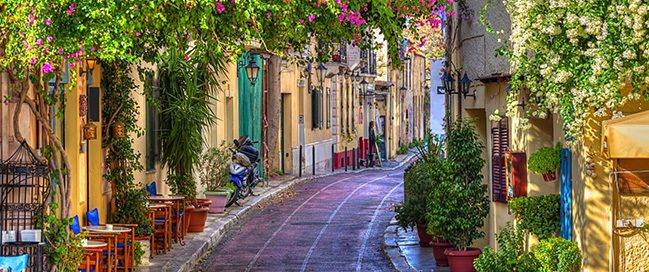 Things to do in Athens - Plaka District