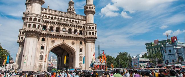 India: Best tourism places to visit - Charminar Mosque