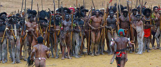 The Yali People