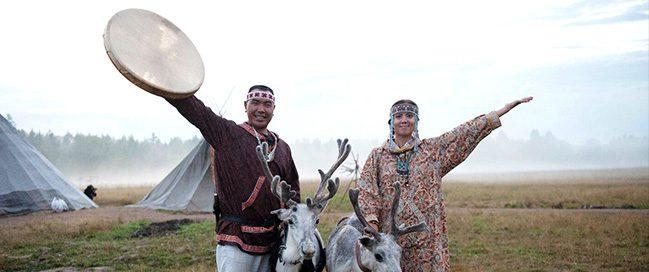 قبائل تشوكشي