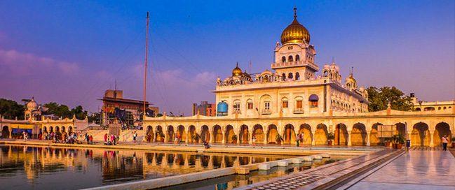 India: Best tourism places to visit - New Delhi