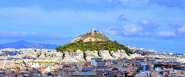 Things to do in Athens - Al-Kaftius Hill