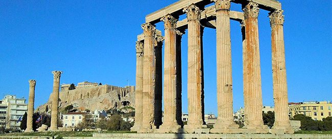 Things to do in Athens - Temple of Zeus Olympic