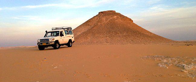 Siwa Oasis - Do not Miss the Safari Trips