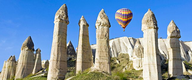 Cappadocia - Enjoy the Chimneys of sprites