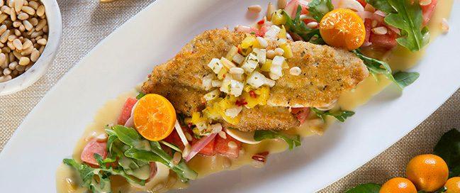 Taste famous Hawaiian dishes
