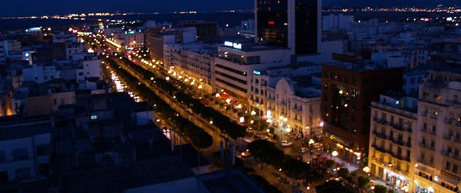Best places in Tunisia to visit is Tunis the capital