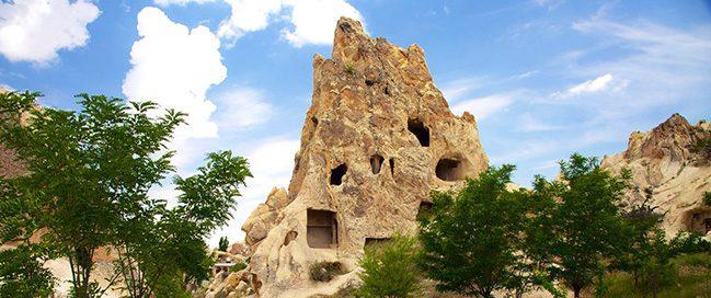 Cappadocia - Strolling in Goreme village in Cappadocia