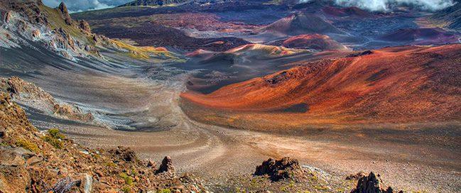 جزر هاواي - استكشاف حديقة براكين هاواي الوطنية