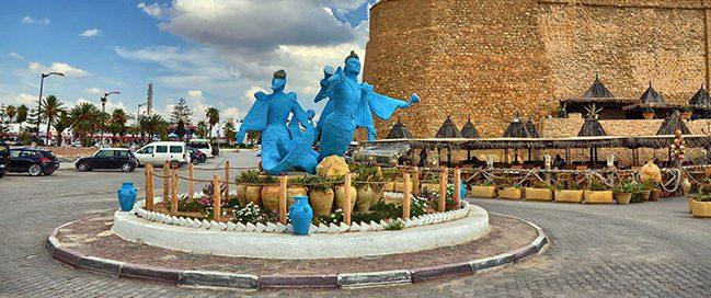 Best places in Tunisia to visit - City of Hammamet Tunisia