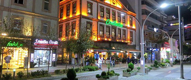 أفضل المطاعم في طرابزون - مطعم سيميل أوستا طرابزون Cemil Usta Restaurant Trabzon