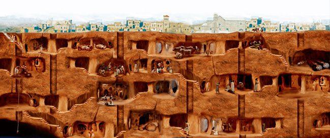 Cappadocia - Know the secrets of Derinkuyu city