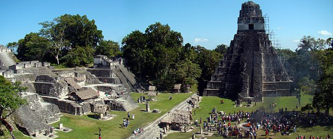 Mayan achievements - Collapse of the Mayan civilization