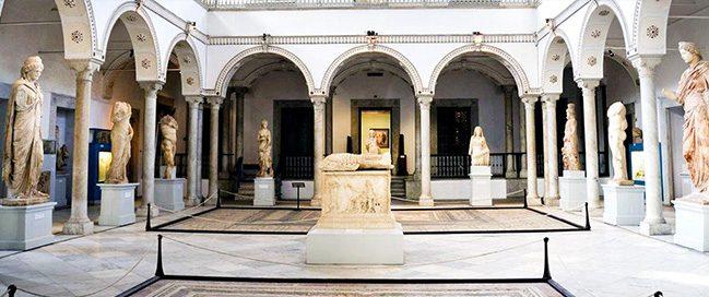 السياحة في تونس - المتحف الوطني بباردو