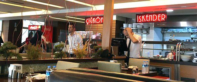 أفضل المطاعم في طرابزون - مطعم كباب أحمد أوستا Ahmet Usta Kebap Salonu
