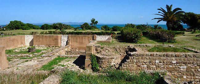 السياحة في تونس - المنتزه الأثري