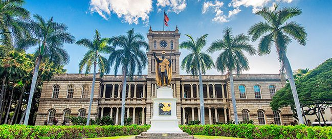 Hawaii - Learn about the history of Lolani Palace