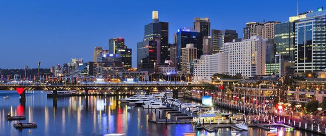 Top places to visit in Sydney - Darling Harbor