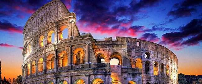 Best Italian places to visit - Colosseum