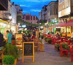 شوارع تبليسي