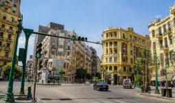 وسط البلد بالقاهرة