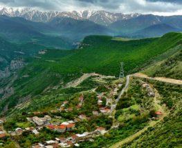 Armenian hills