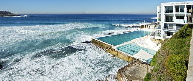 Top places to visit in Sydney - Bondi Beach