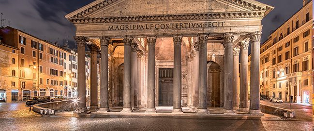 Best Italian places to visit - Pantheon