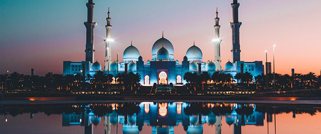 The best mosques in the world - Sheikh Zayed Mosque