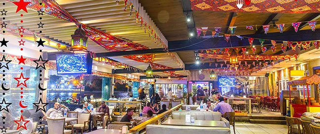 مقهى ومطعم لاتينو