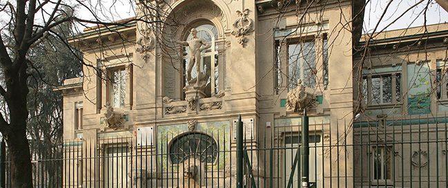 Best Italian places to visit - Aquarium Civico de Milan