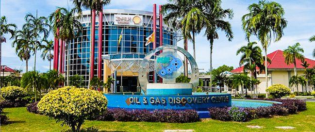 Tourism in Brunei - Oil & Gas Discovery Center