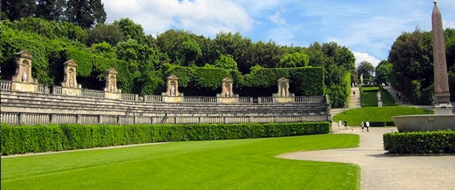 Best Italian places to visit - Popoli Gardens