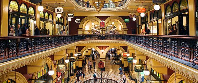 Top places to visit in Sydney - Queen Victoria Building