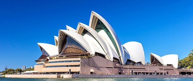 Top places to visit in Sydney - Sydney Opera House