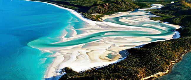 Most Unique Beaches in the World - White-havenBeach