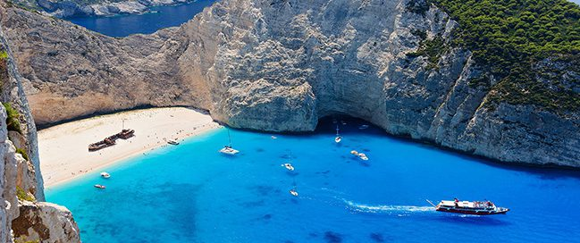 Most Unique Beaches in the World - Navagio Beach