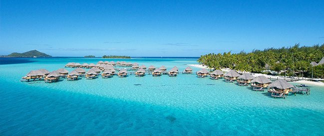 اجمل شواطئ العالم - شاطئ بورا بورا